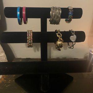 Random Assortment of Bracelets